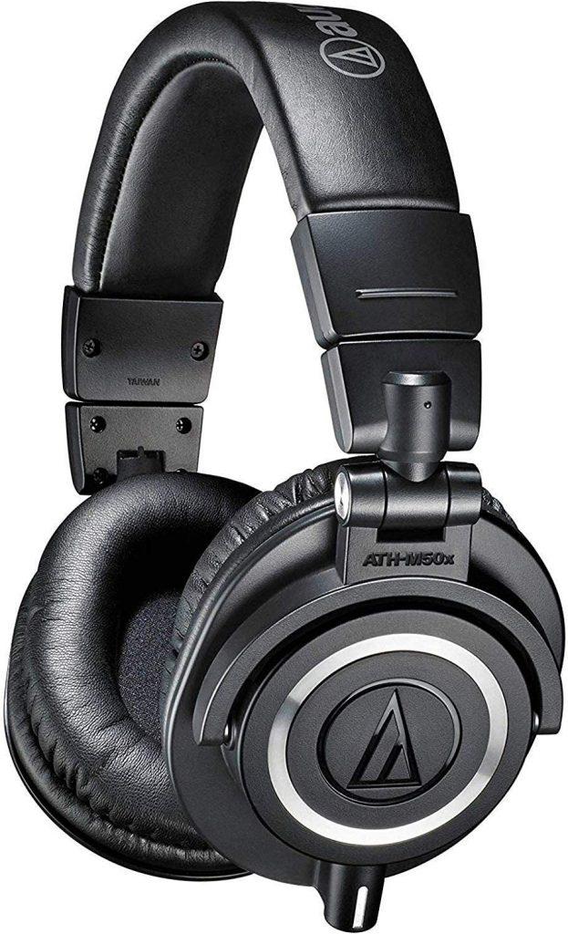 Auriculares Audio-Técnica ATH-M50x