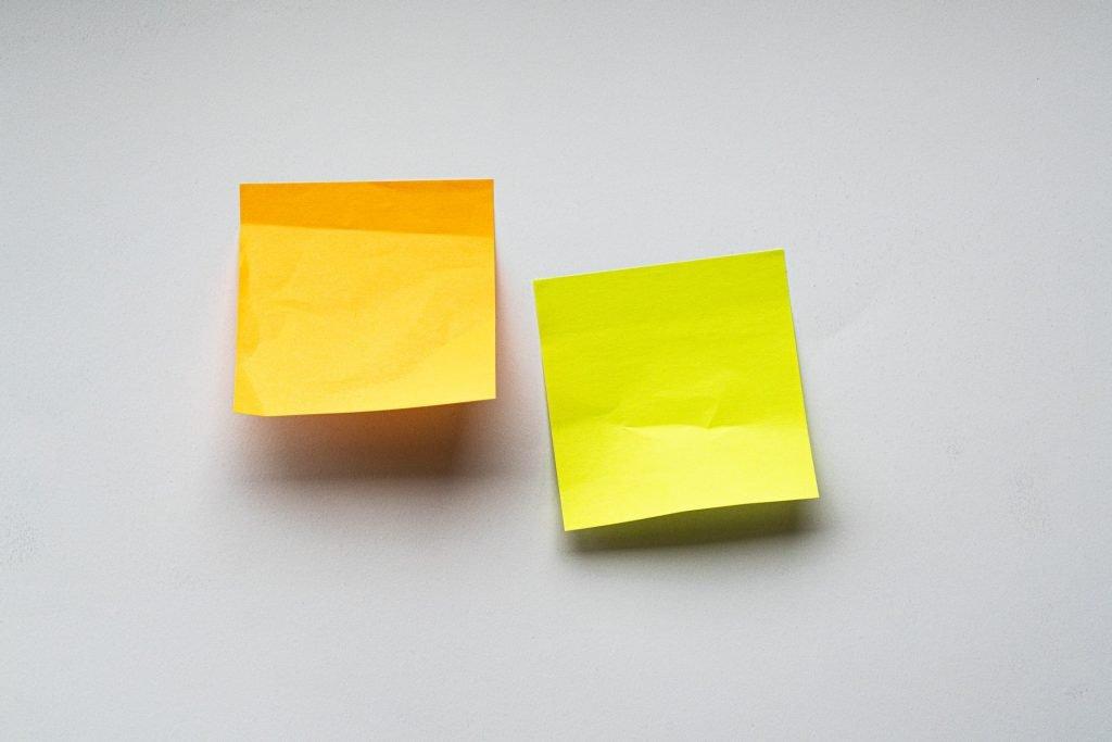 Mantener una señal visual mantener el enfoque en los objetivos y metas